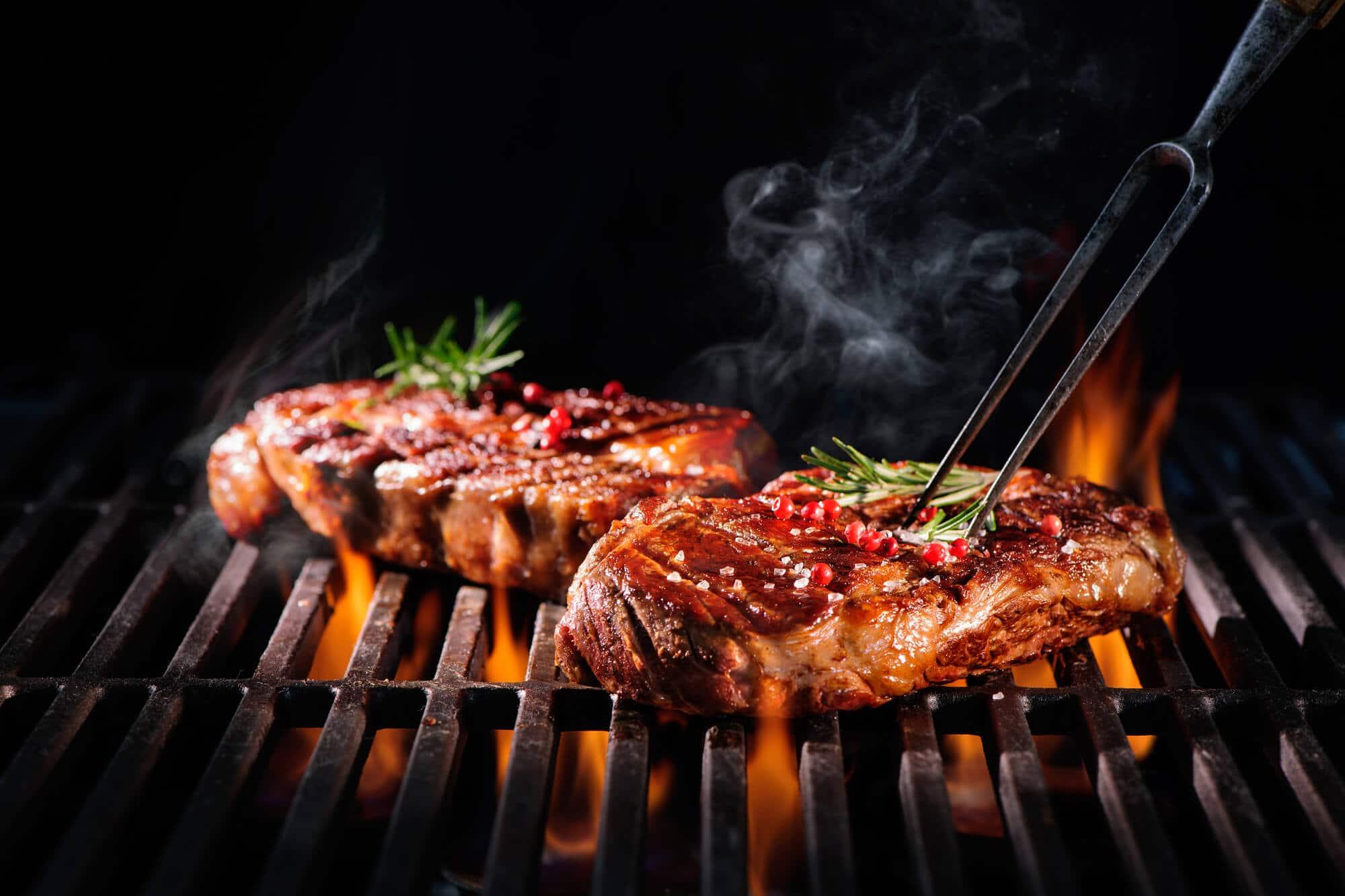 Carne per grigliata